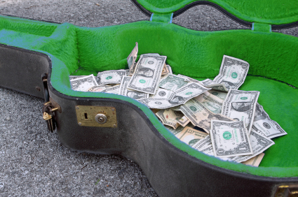 Money in Music