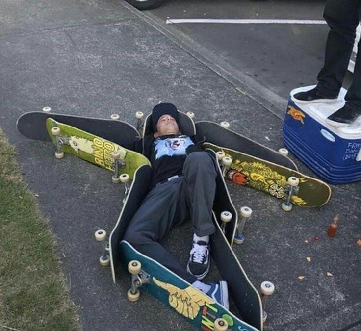 Rules To Have Safe Skateboarding